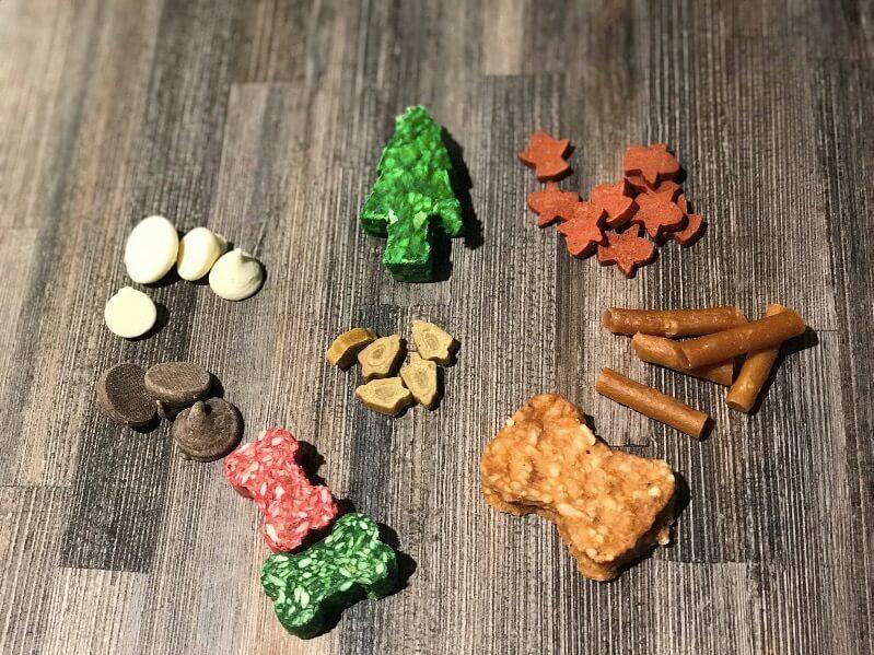 Hunde Advents kalender Test